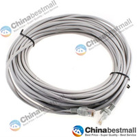 Wholesale RJ45 LAN Network Patch Cable Cat5 UTP m m m m m Grey