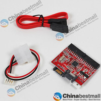 IDE Cable Desktop 10991 High Quality 2 in 1 IDE to SATA SATA to IDE Adapter Converter