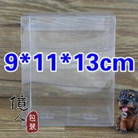 Wholesale High quality Spot PVC clear plastic box Box used to display underwear album wedding gift etc cm Customizable