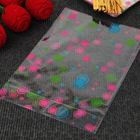 Wholesale Fashion Circles Rings Cellophane Cello Candy Sweet Gift Wrap Bags