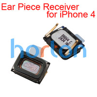 parts phone - Earpiece Ear Piece Speaker cell phone handsets Replacement Parts Fix Repair For iphone S AF021