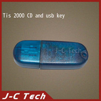 Wholesale 2013 Latest TIS Software with Dongle for GM TECH2 GM Car Model TIS2000