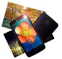 Wholesale Free DHL multiple languages Original Lenovo A820 phone MTK6589 Quad GB ROM GB RAM M Camera high screen