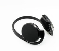 Wholesale Wireless Bluetooth Stereo Headset HD900 Bluetooth Headphone with TF card MP3 for Mobile Phones iPad Laptop Tablet PC Best price