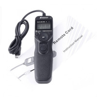 Wholesale LCD Timer Remote Cord Shutter Release For Olympus