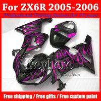 Cheap ABS zx6r Best For Kawasaki 2006 fairings