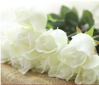 Wholesale Wedding Flower Bouquet Artificial simulation rose flower Bride holding flowers for home decor wedding decoration