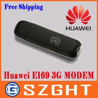 Wholesale Huawei E169 Hsdpa Modem G Usb Stick Support External Antenna And CE