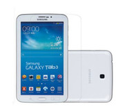 Wholesale Clear LCD Screen Protector Cover Film Guard for Samsung Galaxy Tab P3200 P3210 With Retail Package DHL