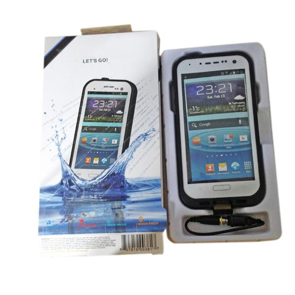 Galaxy S4 Cases Waterproof Case for samsung galaxy s4