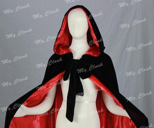 VALIDACIÓN DE FICHAS - Página 15 Medieval-terciopelo-negro-rojo-de-seda-con