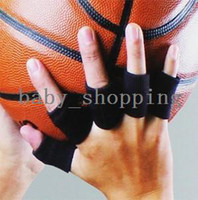 Wholesale Finger Sleeve Support Protection For Outdoor Sport Volleyball Basketball HG2663