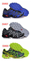 Wholesale 2013 New Arrival Salomon men shoes new colours Running Shoes mens Shoes Original Quality Hiking Shoes Allow Drop Shipping size