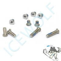 Wholesale NEW Bottom Screw Set fit For Apple Macbook Air A1237 A1304