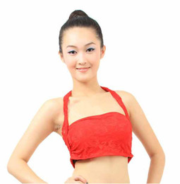 Wholesale Belly dance new tribal style belly dancing practice clothes lace top C1165