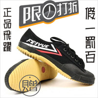 Wholesale wushu shoes taichi shoes china kungfu supply feiyue shoes