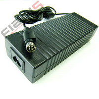 Wholesale 20pcs W AC DC laptop adapter For HP V A Pin barrel KA2020H DELL LCD Monitor FP