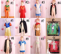 Wholesale Halloween Pumpkins Siamese Children s Apparel