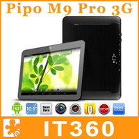 Wholesale Pipo M9 Pro M9Pro Build in G RK3188 Quad Core quot IPS Screen GPS Tablet PC GB Ram GB Rom Android Bluetooth HDMI