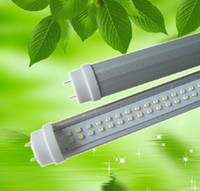 Wholesale 10W led tubes T8 LED Tube lights led fluorescent light SMD3528 feet cm mm m AC90 V DHL