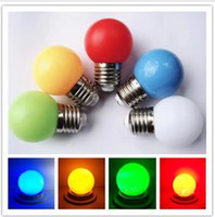 Wholesale The led color energy saving bulb lights round ball Lantern Festival bar