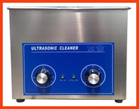 ultrasonic cleaner - 6 L Mechanical Ultrasonic Cleaner with timer and heater Sophisticated design home use or repair store ultrasonic cleaning machine