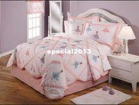 Wholesale cotton hand made patchwork Recital Ballerina Cotton kids Quilt girl Bedding