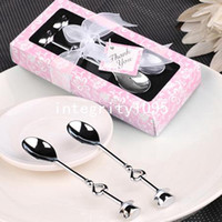 best wedding presents - High Quality Cheap Price coffee spoons coffee mate best present and souvenirs for wedding party
