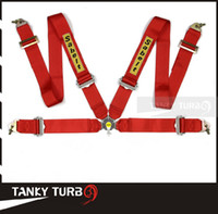 Wholesale Tansky New Sabelt Racing Satefy Seat Belt FIA Homologation width inches Point TK SAB04 Color Red Blue Black