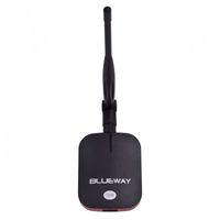 Wholesale BlueWay mw internet High power Long Range USB WiFi Adapter with dBi Antenna C377