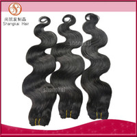 Wholesale Cheap Mix quot quot Brazilian Remy Hair Weft Body Wave Human Hair Weave