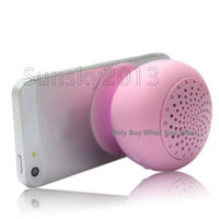 2.1 Universal HiFi Portable A9 Bluetooth Mini Stereo Loud Speaker Octopus Balls Car Speakers Subwoofers for iPhone 4 4S 5 iPad Laptop Computer PC S4 MP3 MP4