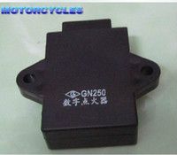 Wholesale For Suzuki GN250 TU GN Digital Ignition Control Module CDI Box UNIT pin plug motorcycle OEM QUALITY D