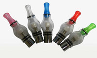 battery reliability - Hot Sale New Glass bulb atomizer ML glass bulb CA atomizer high reliability ego CA plus clearomizer for Ego battery