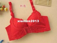 Lace Normal Bras DHL Free Shipping!Women's Underwear,Essential Oil+Massage Brassiere,Push up bra,70A 70B 75A 75B 80A 80B 85A 85B,3 4 CUP,F10.