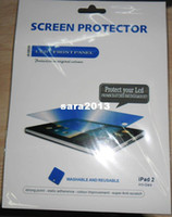 best ipad screen protectors - 10pcs Best Price Quality Nice Package Screen Protector Screen Saver For ipad ipad