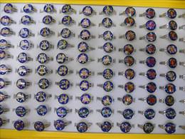 12 zodiac mood rings lead free and nickel free fashion rings 100pcs lot free shipping jewelry