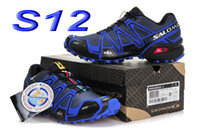 Wholesale Fatcory Price Colors Salomon speedcross Men s Running Shoes Men Sport shoes Sneakers EUR40 Fast Shipping