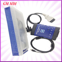 Wholesale price GM MDI Auto Scanner Multiple Diagnostic Interface MDI Car diagnostic tool with HIGH Quality by DHL