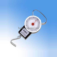 Cheap Min Order $10 (mixed order) Free Shipping Fishing scales large scale weight 22KG hook portable scale wholesale