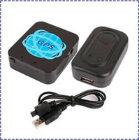 Wholesale HK POST CAR Mini Personal Tracker Mini GSM GPRS Network GPS SMS SOS Voice Kid Real Time Tracking Device Global Smallest