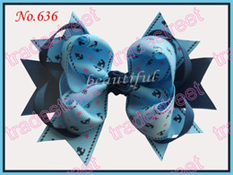 free shipping zebra bows 145pcs 5.5'' big ring hair bows girl hair accessories popular hair clips