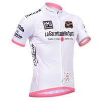 Wholesale Hot Sale Tour de Italy Men s jerseys short sleeve cycling jerseys quick dry outdoor sport suit mens bicycle bike riding