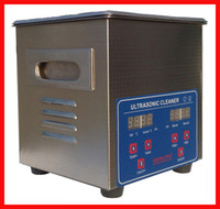 Wholesale 2L Ultrasonic Cleaner With Timer amp Heater Electronic Jewelry factory Chemical Lab etc Applications