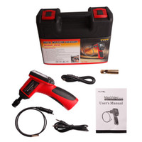 benz inspections - Autel Maxivideo MV208 Digital Videoscope with mm Diameter Imager Head Inspection Camera