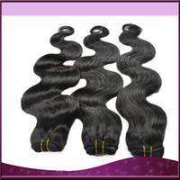 Wholesale remy Brazilian human hair weaving body wave human hair extension tangle free human hair wefts