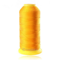 Wholesale 788 ft colors Overlocking Sewing Machine Industrial Dacron Thread Spools Cones for Bow String Material Cloth DIY jewellry
