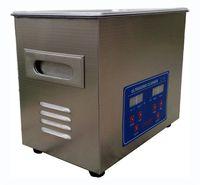 al por mayor limpiador ultrasónico climatizada digitales-Limpiador ultrasónico 3.0L (con el temporizador del calentador) Material Acero inoxidable, temporizador digital y calefacción