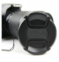 Wholesale mm mm mm mm mm mm mm m mm Camera Lens Cap Protection Cover lens cap With Anti lost Rope
