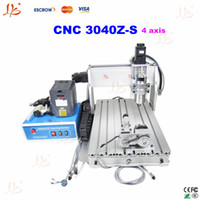 Wholesale Latest cnc Z S axis w spindle motor cnc milling router engraving machine